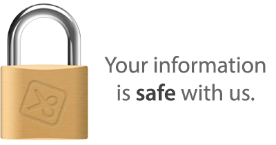 Your personal information is safe with BillCutterz